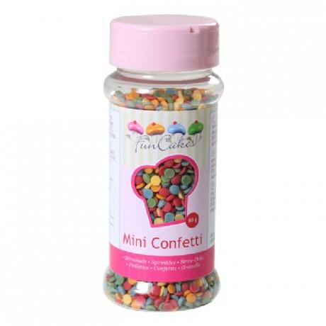 FunCakes Mini Confetti Mix 60g