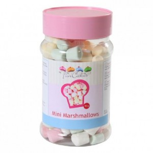 FunCakes Mini Guimauves 50g