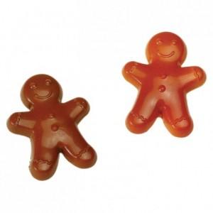 Moule 10 Ginger Man en polycarbonate pour chocolat