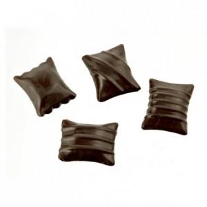 Moule 12 raviolis en polycarbonate pour chocolat