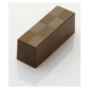 Moule 18 lingots en polycarbonate pour chocolat