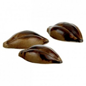 Moule 24 cabosses en polycarbonate pour chocolat