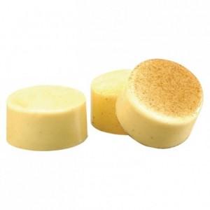 Moule 24 coques ronds en polycarbonate pour chocolat