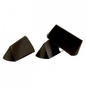 Moule 24 gianderja en polycarbonate pour chocolat