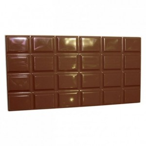 Chocolate mould polycarbonate 3 bars