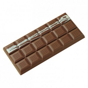 Chocolate mould polycarbonate 3 tablets