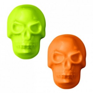 Wilton Candy Mold Mini Skull
