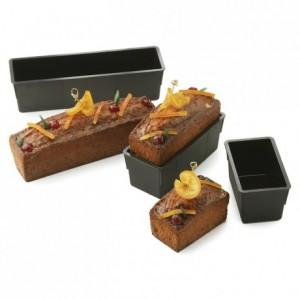 Moule à cake 140 x 80 x 80 mm en Exoglass