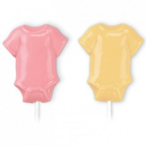 Moule à candy lollipop Wilton Baby Tee