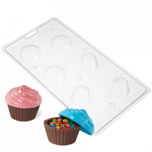 Moule à candy Wilton Cupcake Container