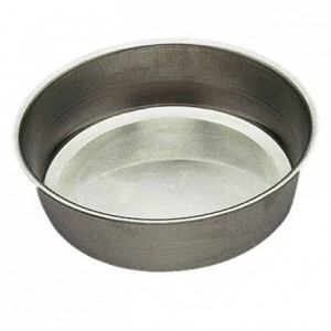 Round bread mould Ø230 mm (pack of 3)