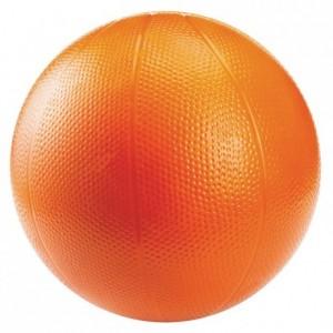 Moule ballon de basket en polycarbonate pour chocolat 260 x 260 mm
