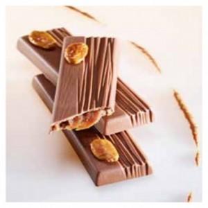 "Mould chocolate bar 50 g ""Amandia"""