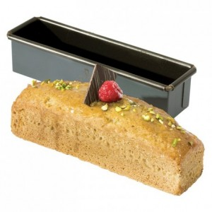 Straight travel loaf tin Exopan L 180 mm