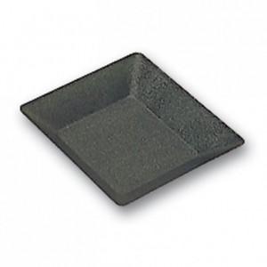 Moule carré uni 35 x 35 mm en Exopan (lot de 25)