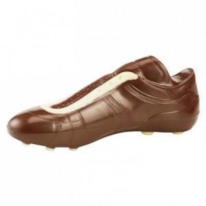Moule chaussure de football en polycarbonate pour chocolat