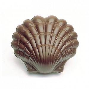 Moule coquille St Jacques pour chocolat