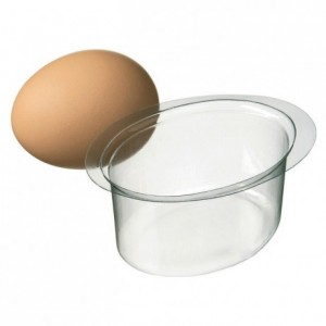 Mould for egg in aspic 7 cL (150 pcs)
