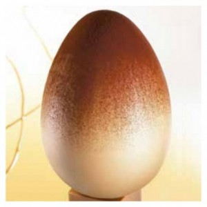 "Mould chocolate egg ""Oeuf"" 13 cm"