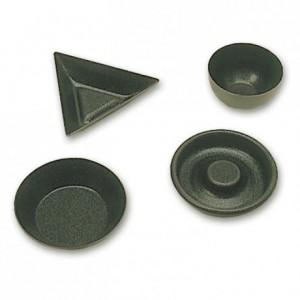 Moule rond pomponette Ø 35 mm en Exopan (lot de 25)