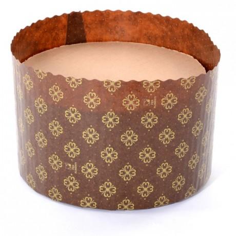 Moules de cuisson papier pour Panettone 2 pièces