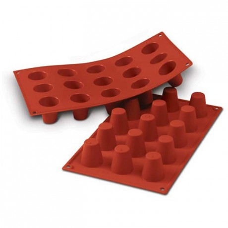 Moule silicone babas petits Ø 35 mm