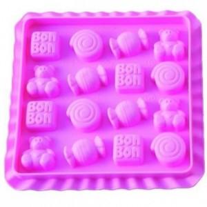 Moule silicone Bon Bon pour bonbons