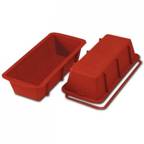 Moule silicone cake L 240 mm 1,5 L