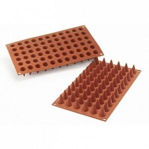 Moule silicone cônes Ø 18 mm