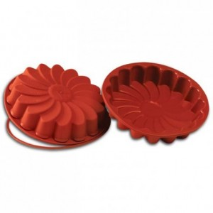 Daisy silicone mould Ø 220 x 45 mm