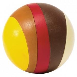 Moule sphère sectionnable en polycarbonate pour chocolat Ø 100 mm