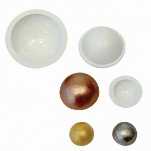 Moules PME demi-sphères 3 pièces
