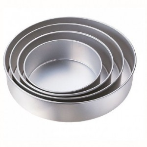 Wilton Performance Pans Deep Round Pan set/4