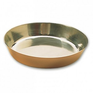 Tatin tart copper mould Ø 240 mm H 38 mm