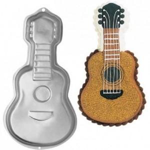 Moule Wilton forme guitare