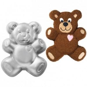 Moule Wilton forme ours en peluche