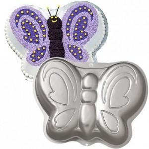 Moule Wilton forme papillon