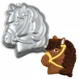 Moule Wilton forme tête de poney