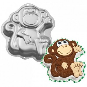Wilton Monkey Pan