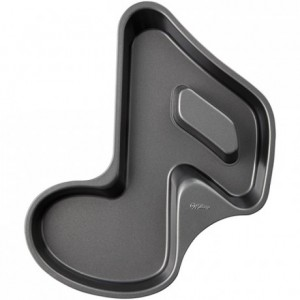 Wilton Music Note Pan