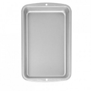 Wilton Recipe Right Biscuit Brownie Pan 27,5 x 17,5cm