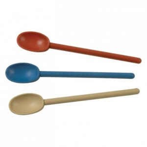 Spoon Exoglass beige L 380 mm