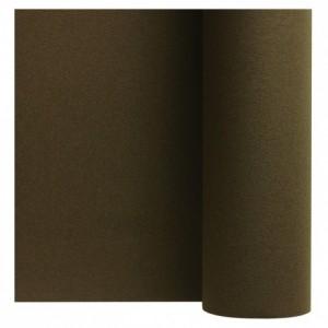Non woven table cloth chocolate 1.2 x 50 m
