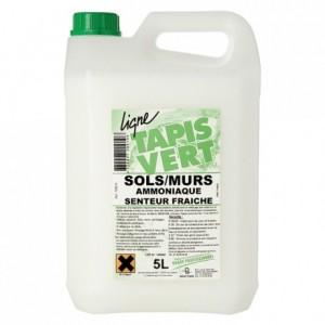 Nettoyant sol et mur ammoniaqué 5 L