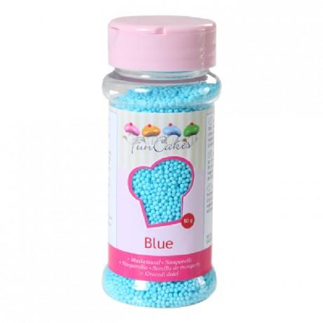 FunCakes Nonpareils Blue 80g