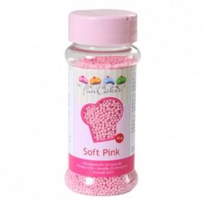 FunCakes Nonpareils Light Pink 80g