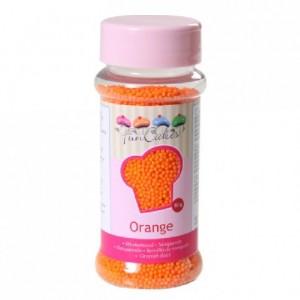 FunCakes Nonpareils Orange 80g