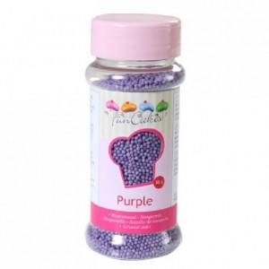 FunCakes Nonpareils Purple 80g