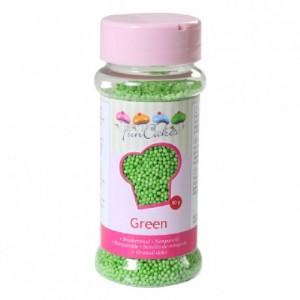 FunCakes Nonpareils Green 80g