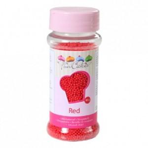 Nonpareilles FunCakes rouge 80 g